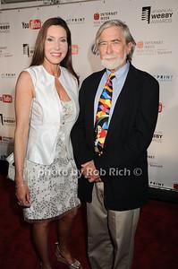 Zuade Kaufman, Robert Scheer photo by Rob Rich © 2010 robwayne1@aol.com 516-676-3939