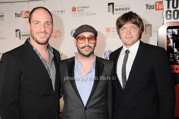 members of OK GO!<br /> photo by Rob Rich © 2010 robwayne1@aol.com 516-676-3939