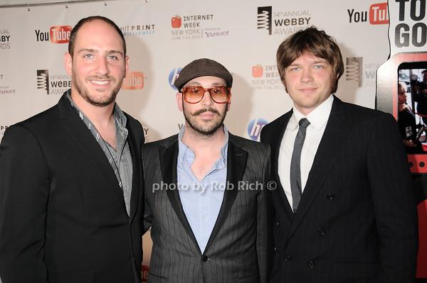 members of OK GO!<br /> photo by Rob Rich © 2010 robwayne1@aol.com 516-676-3939