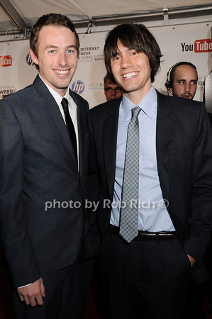Jake Hurwitz, Ricky Van Veen <br /> photo by Rob Rich © 2010 robwayne1@aol.com 516-676-3939