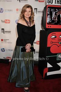 Arianna Huffington photo by Rob Rich © 2010 robwayne1@aol.com 516-676-3939