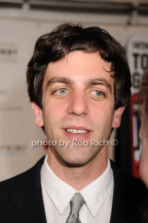 BJ Novak<br /> photo by Rob Rich © 2010 robwayne1@aol.com 516-676-3939