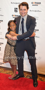 Quvenzhane Wallis, Bahn Zeitlin photo by Rob Rich/SocietyAllure.com © 2012 robwayne1@aol.com 516-676-3939