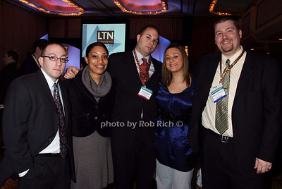 Tom Kiley, Yanique Eames, Brian Cummings, Roseanne Agostino, Brandon Tompkins