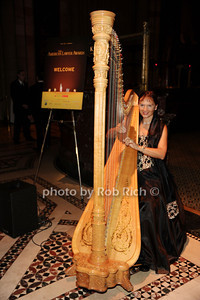 Harpist photo by Rob Rich/SocietyAllure.com © 2012 robwayne1@aol.com 516-676-3939