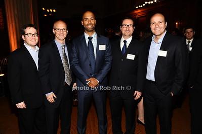 Michael Arton, Charlie Straub, Rene Paula, Brian Meli, Augusto Lima photo by Rob Rich/SocietyAllure.com © 2016 robwayne1@aol.com 516-676-3939