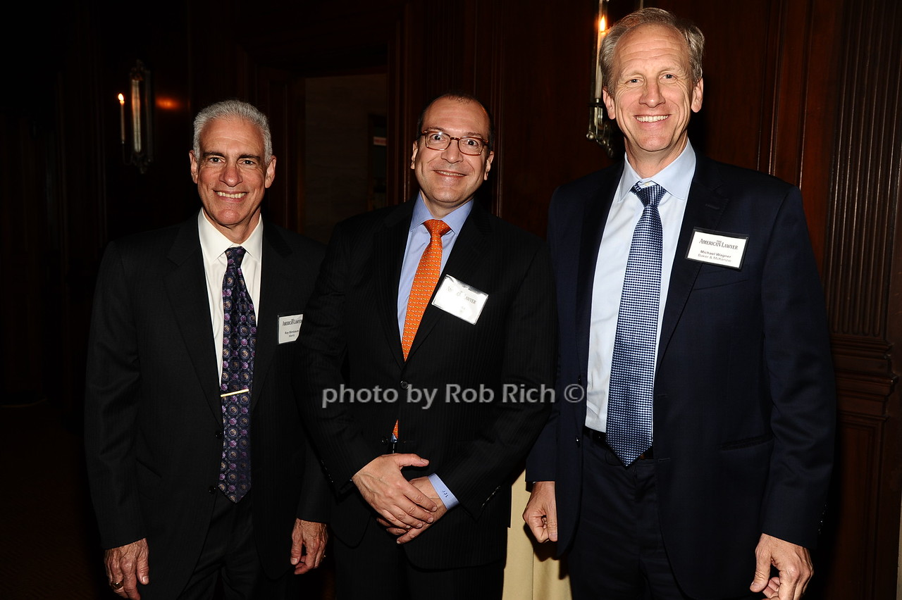 Roy Birnbaum, Joe LaRosa, Michael Wagnerr