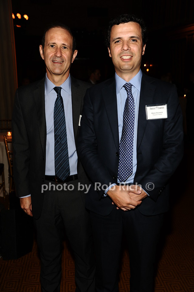 Marcelo Calliari,Alexi Bonamin 