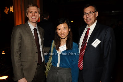 David Leimbach, Geng Li, John O'Donelle photo by Rob Rich/SocietyAllure.com © 2016 robwayne1@aol.com 516-676-3939