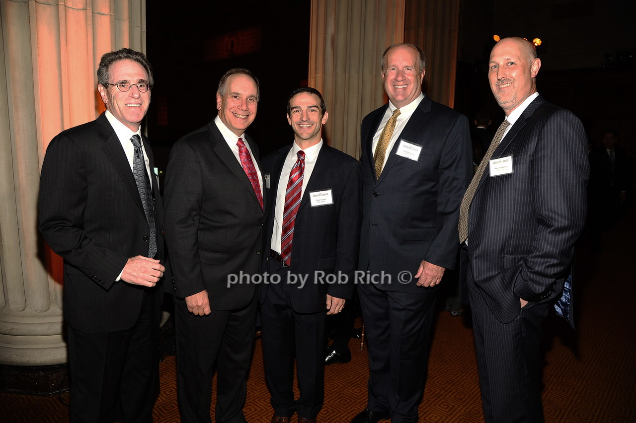 Doug Greenswag, David Lehman, Chris Verdini, Pat McElhinny,Mark Knedeisch photo by Rob Rich/SocietyAllure.com © 2016 robwayne1@aol.com 516-676-3939