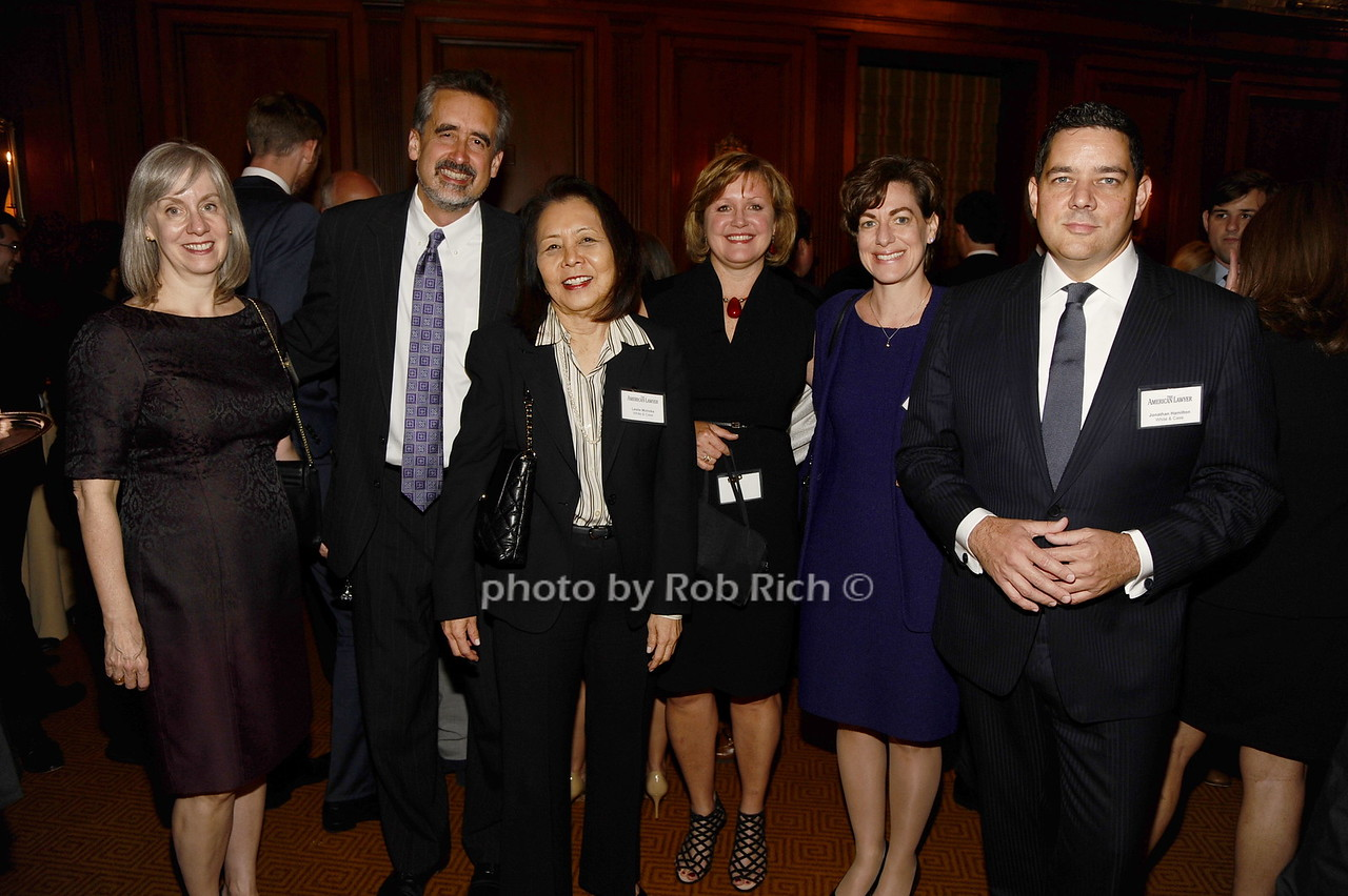 Jo Weiss, Francis Vasquez, Leslie M.,Elizabeth Black, Andrea Menaker, Jonathan Hamilton photo by Rob Rich/SocietyAllure.com © 2016 robwayne1@aol.com 516-676-3939