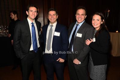 Zach Blume, Adam Stella,Rob Tufo, Tara Fisher photo by Rob Rich/SocietyAllure.com © 2016 robwayne1@aol.com 516-676-3939