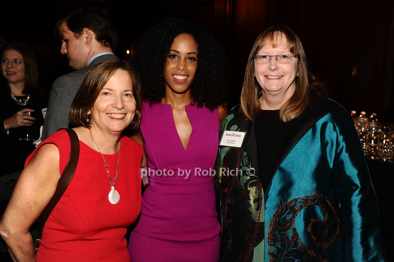 Ann Kramer, Psedey Bogale, Lori Lasher