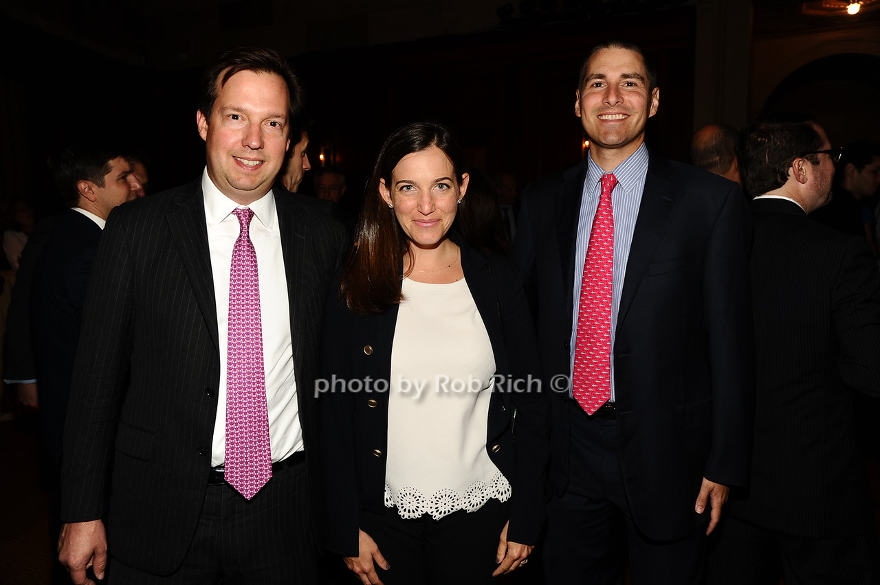 Rob Carroll, Valerie Hageann, William Jay