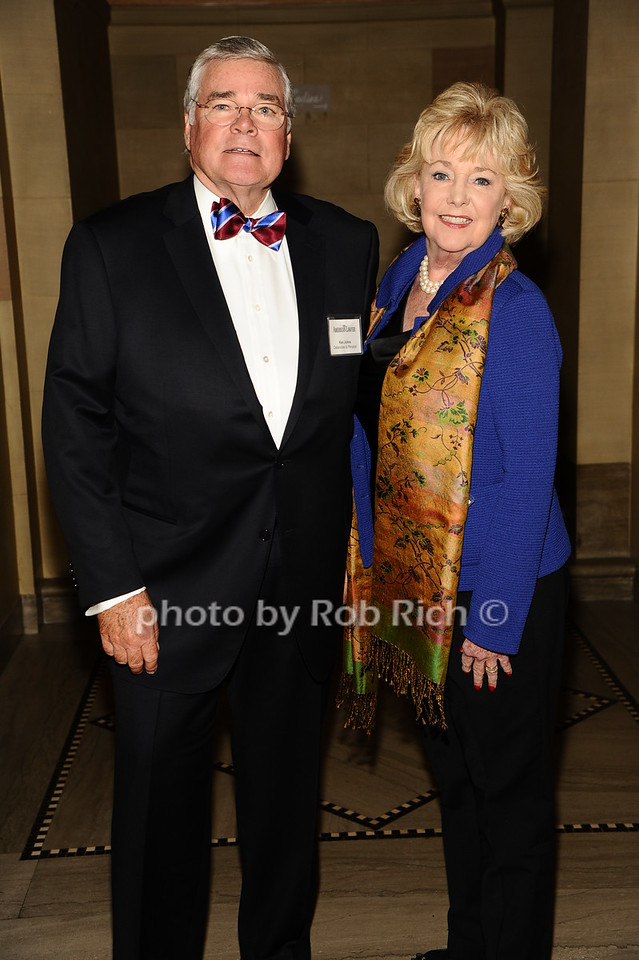 Ken Johns, Nelda Johns
