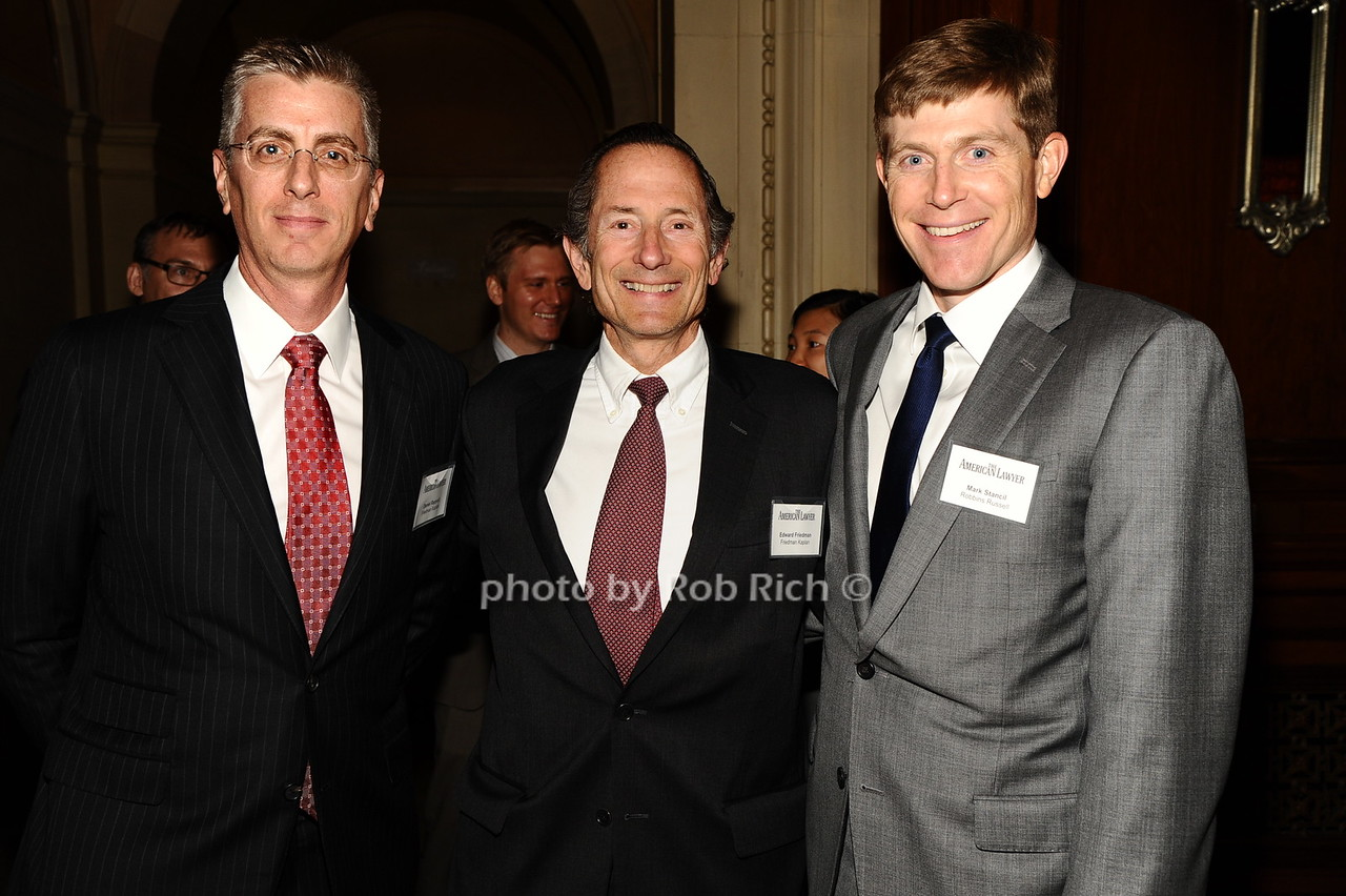 Daniel Rappaport, Edward Friedman, Mark Stancil