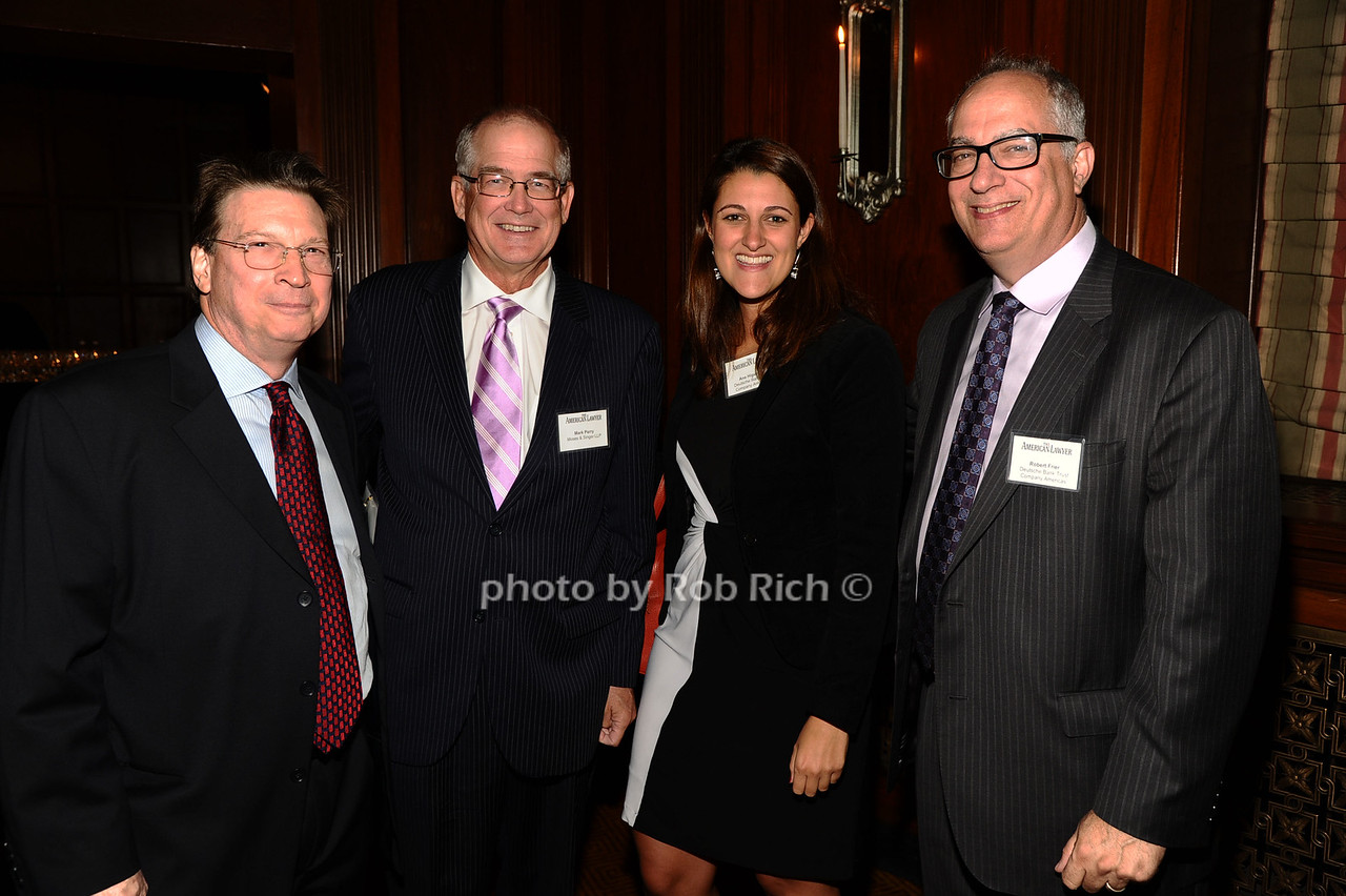 Alan Kolod, Mark Parry,  Ana Higueras, Robert Frier