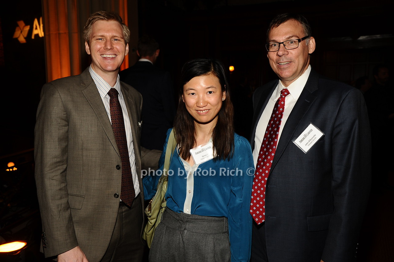 David Leimbach, Geng Li, John O'Donelle