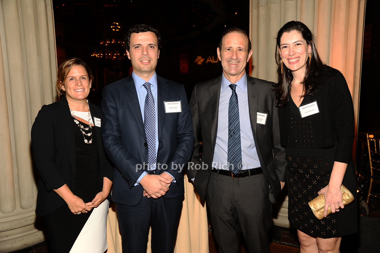 Jaclyn Pampel,  Alexi Bonamin, Marcelo Calliari, Juliana Bonamin