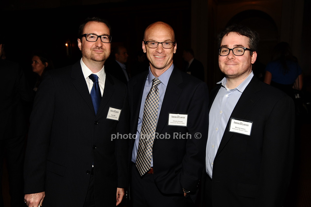 Brian Meli, Charlie Straub, Michael Arton