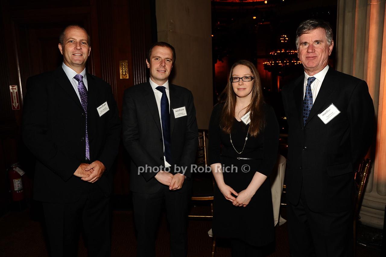 Marc Wetherhill,Daniel Brass, Caitlyn Cunningham, Tom Forsyth photo by Rob Rich/SocietyAllure.com © 2016 robwayne1@aol.com 516-676-3939