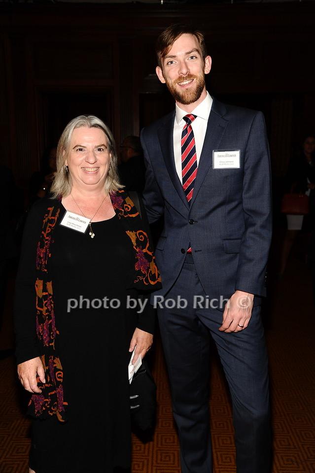 Lisa Shuchman, Chris Johnson photo by Rob Rich/SocietyAllure.com © 2016 robwayne1@aol.com 516-676-3939