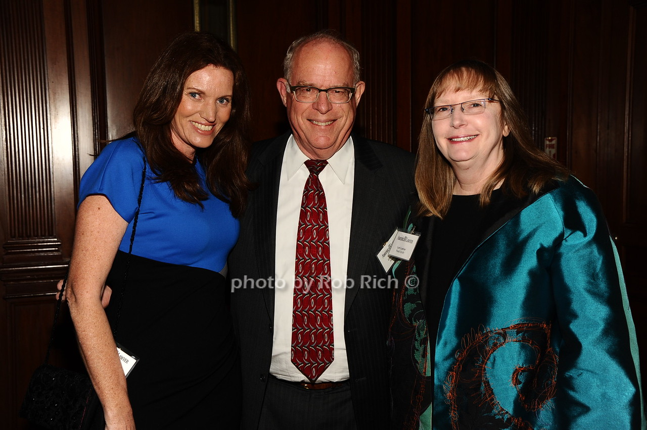 Jayne Fleming, Chris Walters, Lori Lasher