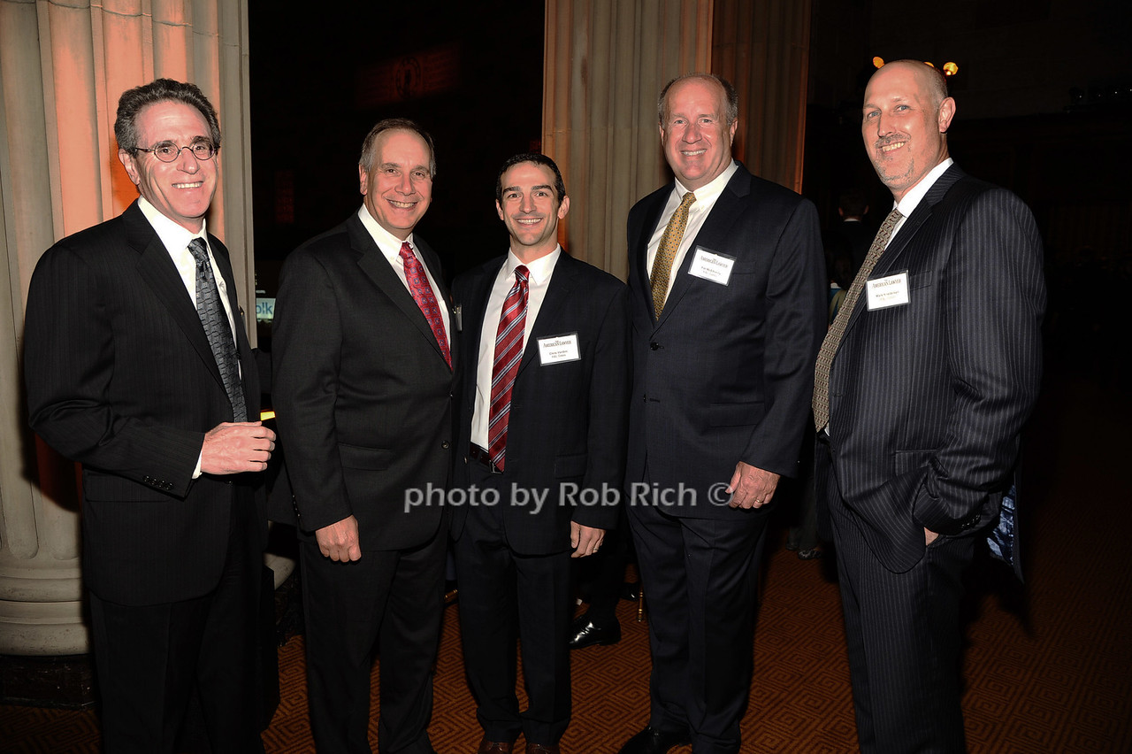 Doug Greenswag, David Lehman, Chris Verdini, Pat McElhinny,Mark Knedeisch
