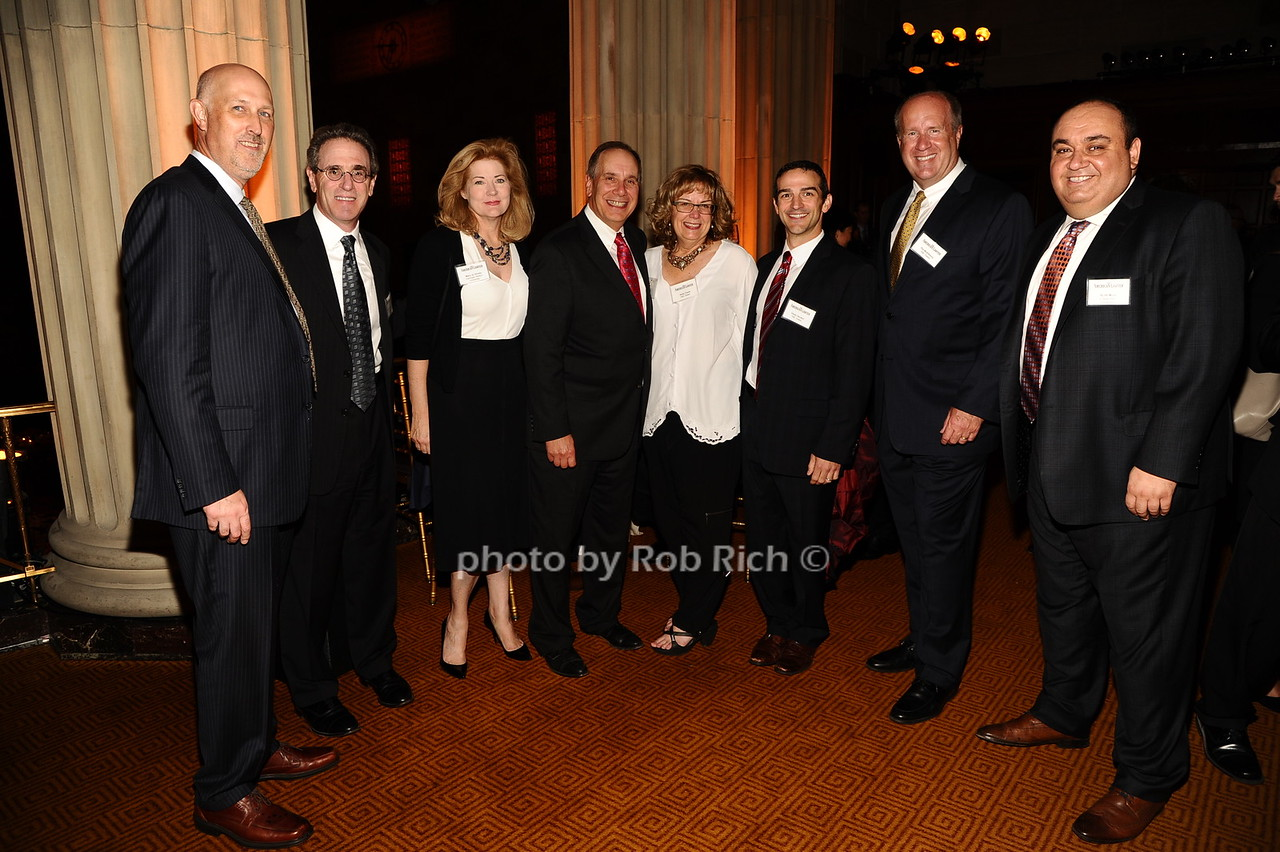 Mark Knedeisch, Doug Greenswag, Mary Jo Dively,David Lehman,Holly Towle, Chris Verdini, Pat McElhinny,Scott Mory