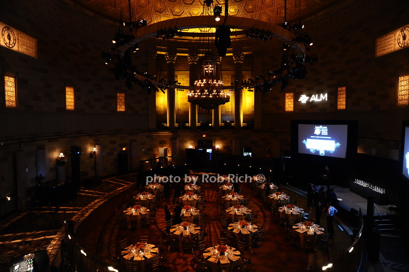 atmosphere at Gotham Hall