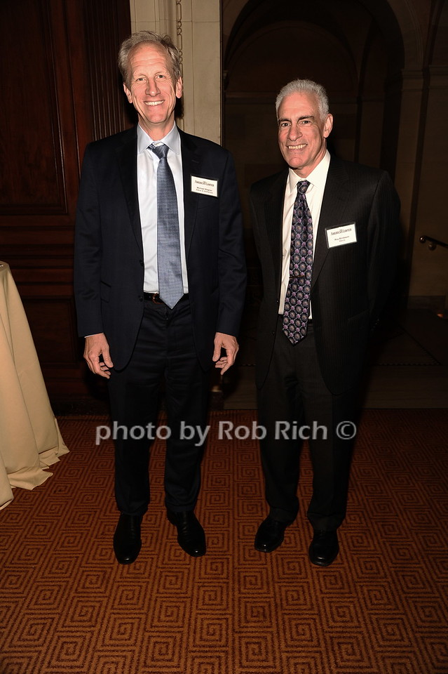 Michael Wagner, Roy Birnbaum photo by Rob Rich/SocietyAllure.com © 2016 robwayne1@aol.com 516-676-3939