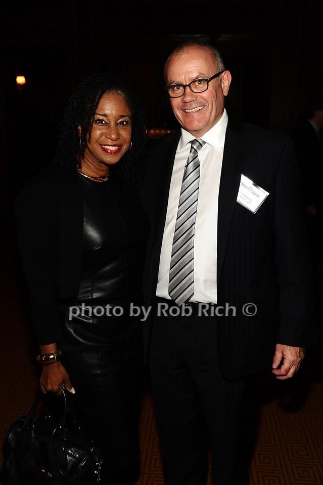 Dafney Williams, John Stuttard photo by Rob Rich/SocietyAllure.com © 2016 robwayne1@aol.com 516-676-3939