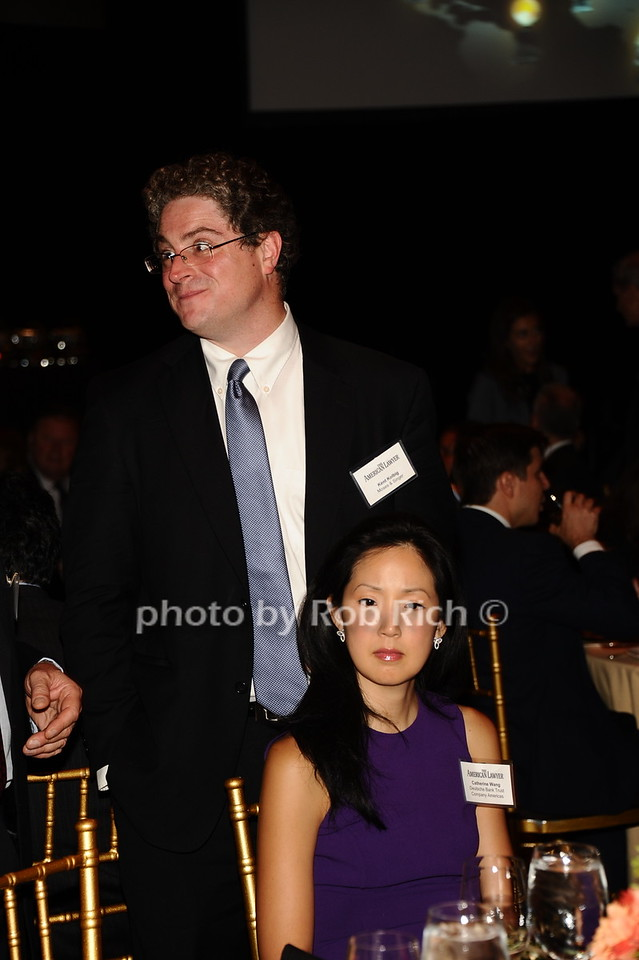 Kent Kolbig, Catherine Wang