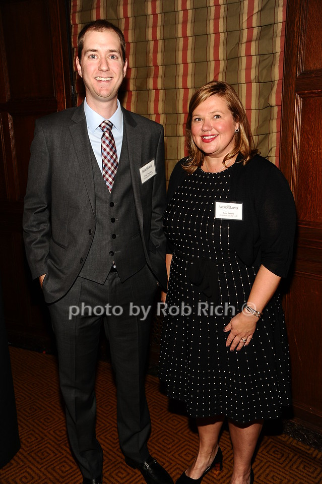 Brian Tweedie, Amy Peters photo by Rob Rich/SocietyAllure.com © 2016 robwayne1@aol.com 516-676-3939