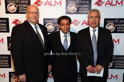 Duncan Stuart, Charles Kalil,  Fernando Ruiz