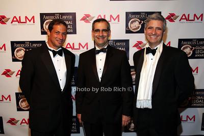 Jeff Cohen, Alberto Luzarraga, Casper Lawson