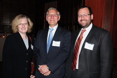 Gail L. Gottehrer, Thomas G. Rohback, Ken Gary photo by Rob Rich © 2011 robwayne1@aol.com 516-676-3939