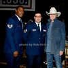 Sgt Johnathan Timothey, Derek Bishop and Don Imus