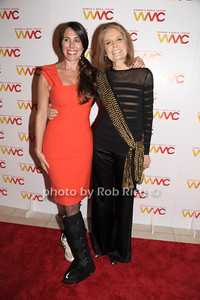 Rachel Sklar, Gloria Steinem photo by Rob Rich/SocietyAllure.com © 2012 robwayne1@aol.com 516-676-3939