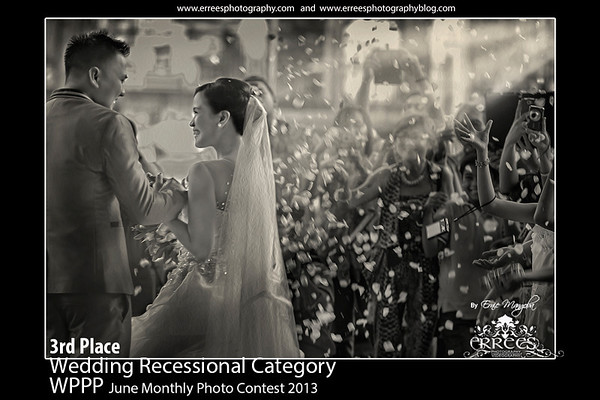 Recessional Shots for San Augustine Church at Intramurus Manila, Philippines