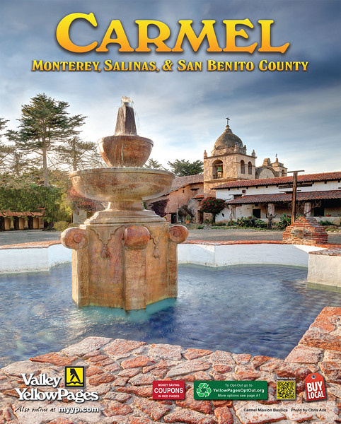 Carmel Cover May 2013
