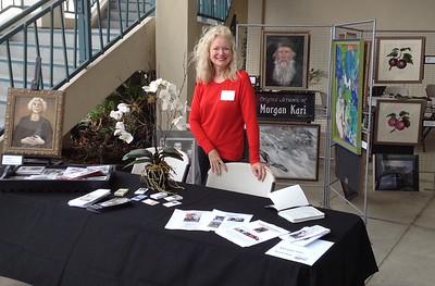 Rejoice in Art annual fine art exhibition at the Rivera UMC in Redondo Beach, California
