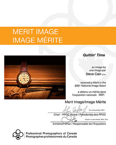 Quittin' Time - National Merit