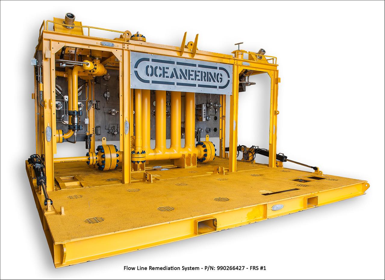 Product Photographer - Oceaneering DTS