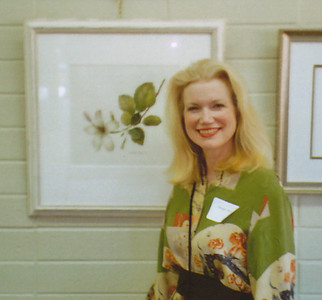 Botanical Artist Guild of Southern California's annual exhibit at the Los Angeles  County  Arboretum