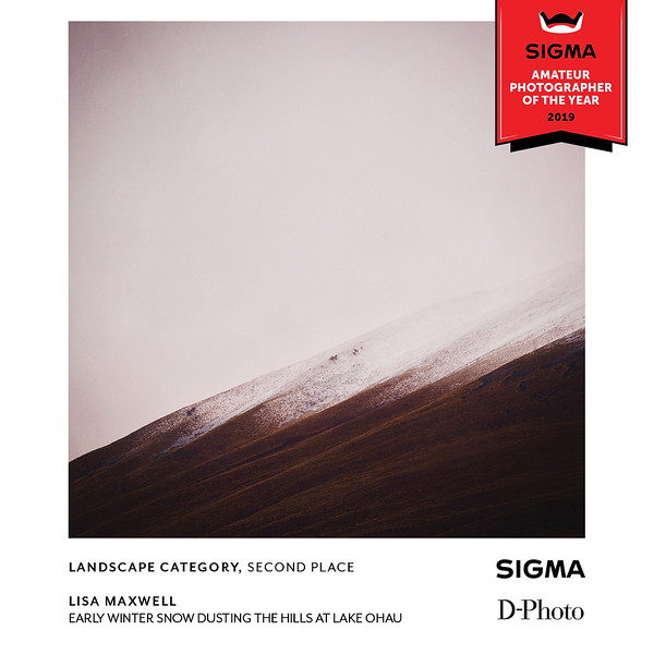 D-Photo Magazine Sigma Amateur Photographer of the Year Competition