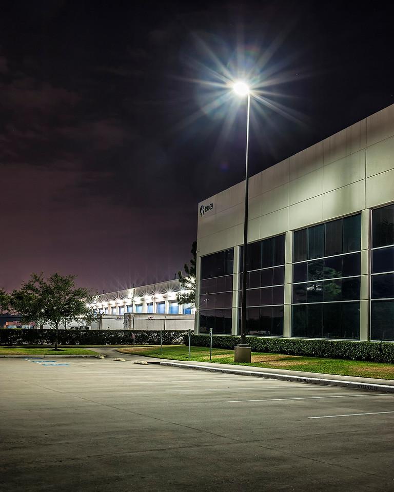 Panalpina World Transport - Project Photographer - Houston Facilities