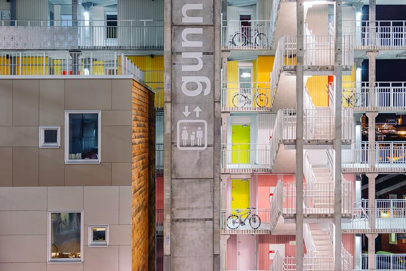 """Grønneviksøren Studentboliger - Winner of the """"Architecture"""" round of Fotografen 2014"""