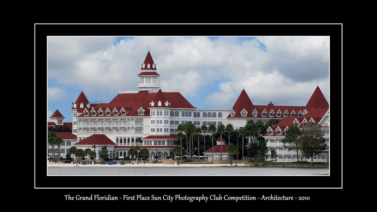 The Flordian - 1st Place - Sun City Photography Club Competition - Architecture - 2010