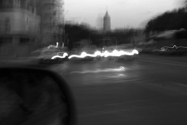 Streetscape -Black & White Magazine